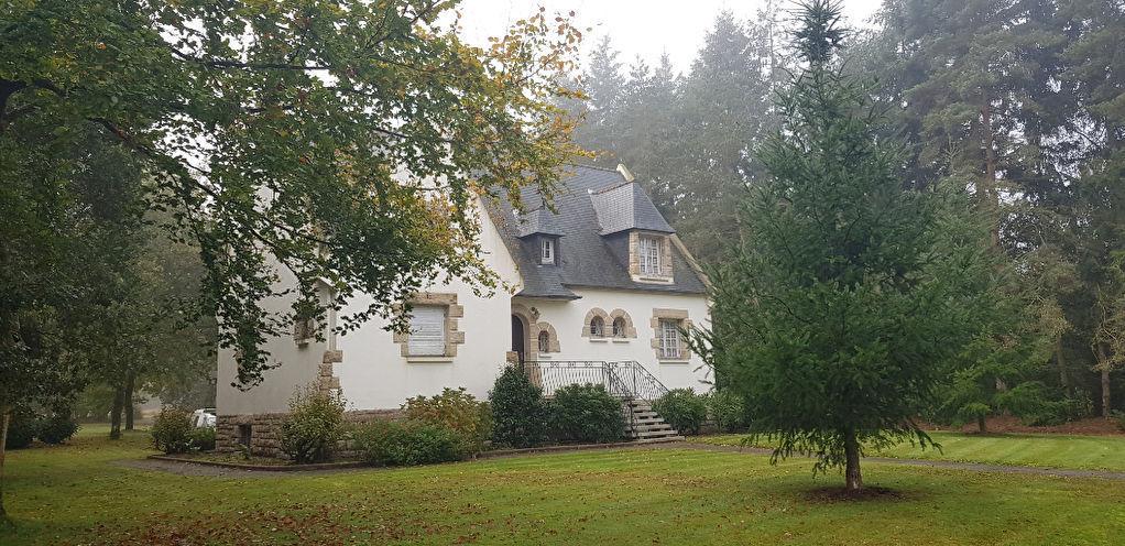 A vendre  Axe Rennes Saint Brieuc.  10 mns de Dinanmaison Néo-bretonne  sur Brusvily  180m².