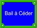 A vendre centre ville DINAN Cession de bail