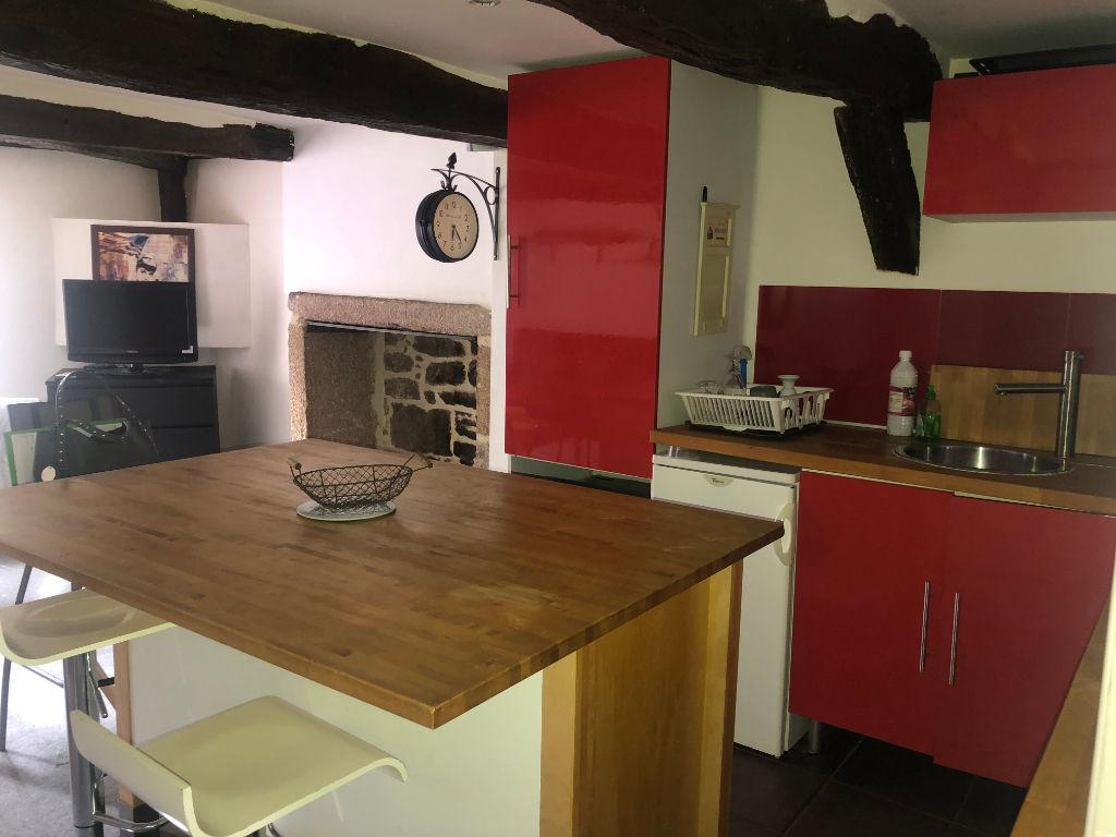 Appartement Dinan 2 pièce(s) 36 m2