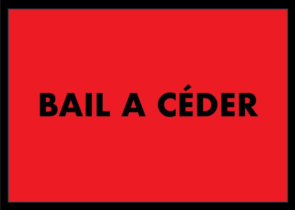 A CÉDER : Dinan hyper centre , bail
