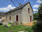 A vendre maison axe Rennes-Saint Brieuc. 4 chambres terrain de 3280m² environ