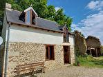 Maison en pierre sur Yvignac-La-Tour /Plumaudan (62m²)  3641m² de terrain 15mn de DINAN